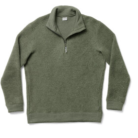 Houdini Alto Half-Zip Pullover Men, willow green